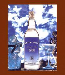 Blue Sky Gin