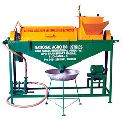 National Vegetable Seed Extractor