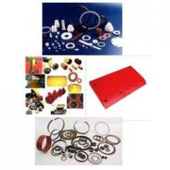 PTFE & Polyurethane Components