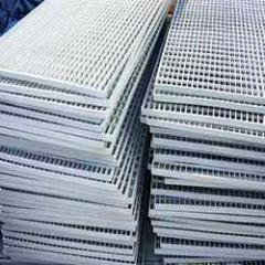 Mild and Stainless Steel Grating