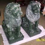 Marble-Sandstone Animal statues