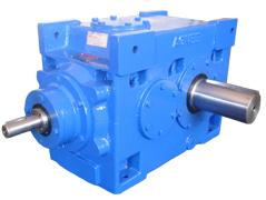 Bevel Helical and Helical Gearbox