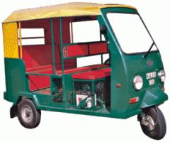 Salani CNG Rickshaw
