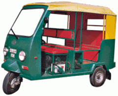 Salani Petrol Rickshaw