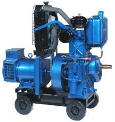 Diesel Water Cooled