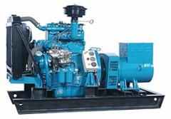 Generating Sets Diesel Water Cooled Single Phase