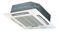 Hydronic Ceiling Cassette Systems