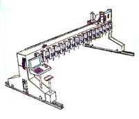 CNC 3/5 Axis Plasma Cutting Machine