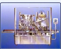 Machines for Vial Section