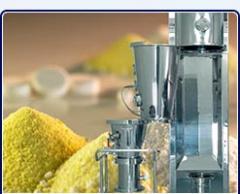 Pelletisation & Fluid Bed Processing