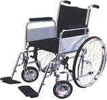Invalid Wheel Chair (Hard Seat)