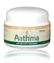 Aathma Dry Hair Wash
