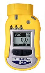 Portable Detection Single Gas The ToxiRAE Pro