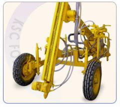 Wagon Drill for Rockdrill Machine
