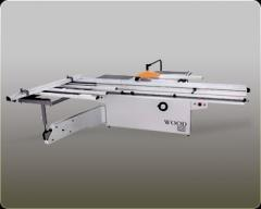 Dimension Saw With Scoring Cutter