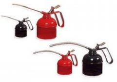 Oil Cans Pt Type With Rigid & Flexible