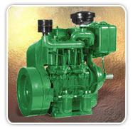 Air Cooled Diesel Engines 2 Cylinder