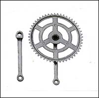 Chain Wheel & Cranks
