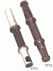 B.B. Axle Cottered, French Type