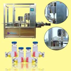 Premium Vial Filling And Bunging Machine