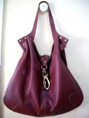 Leather Ladies Fancy Bag