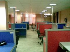 Branch office or temporary office