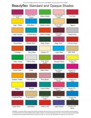 Beautyflex Plastisol Textile Screen Inks