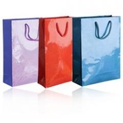 Laminated Shopping Bags