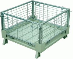 Collapsible Cage Bins