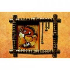 Bamboo Frame Painting