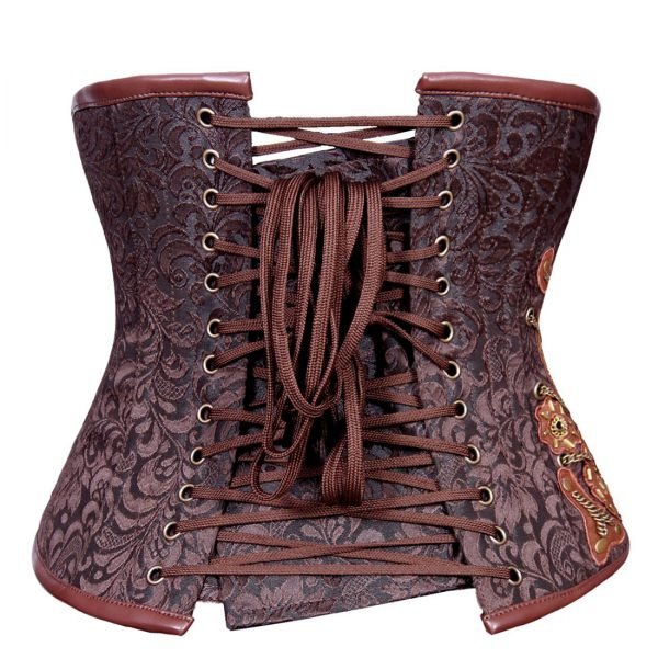 rachel_steampunk_authentic_steel_boned_underbust