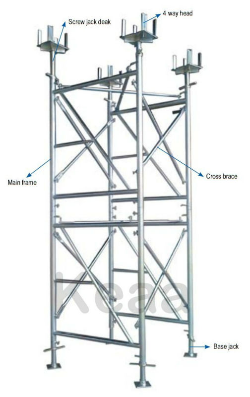 galvanized_shoring_tower