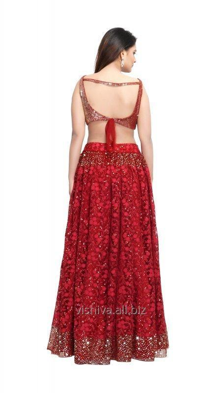 red_golden_color_lehenga_with_top_and_dupatta