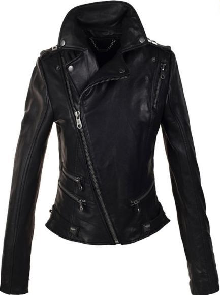 Women Leather Jackets Buy In Delhi