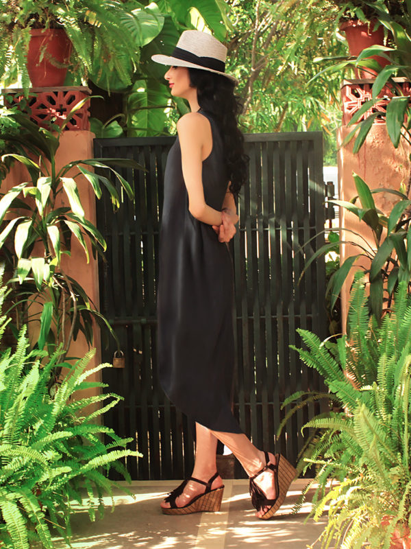 cecelia_navy_blue_linen_dress