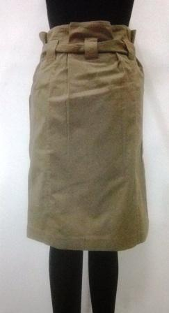 cotton_twill_grey_color_women_shorts