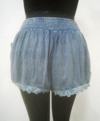denim_blue_rayon_crepe_shorts