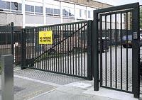 automatic_swing_gate