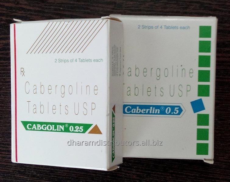 Buy Cabergoline