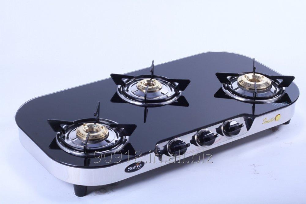 3_burner_stove_glass_top_gas_stove_oval_shape