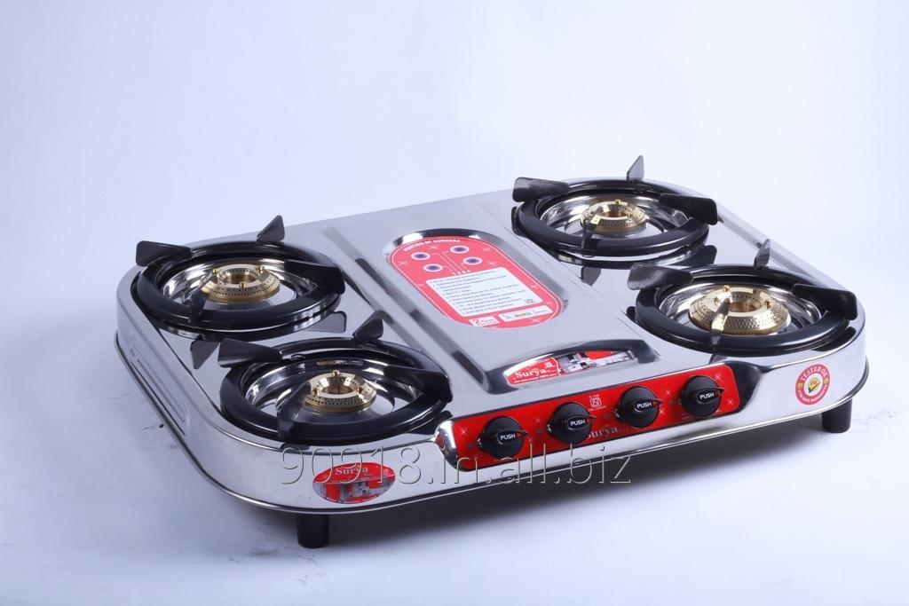 4_burner_stove_stainless_steel_gas_stove_oval_shape
