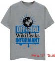 OFFICIAL WIKILEAKS INFORMANT T-SHIRTS