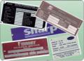 Alluminium Labels