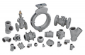 Valves, Fitting & Strainers