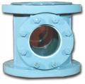 Sight glass valve
