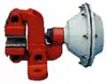 Pneumatic Active disc brakes