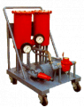 Diesel Filteration & Consumption Monitoring Cart