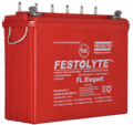 Premium Red Tubular Batteries