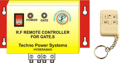 R.F Remote controller for gate's