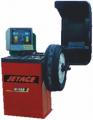 Computerised Videographic Wheel Balancer